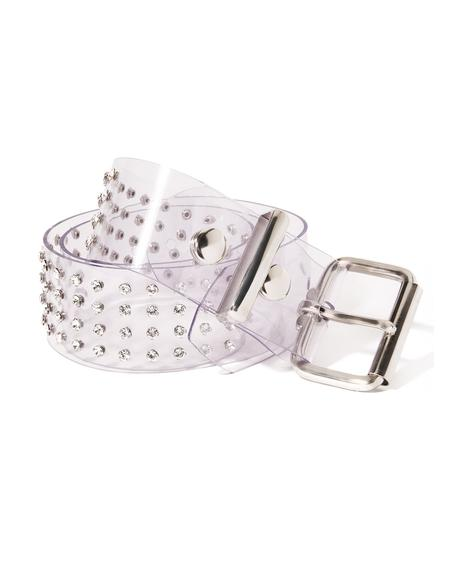 Sinderella Clear Belt