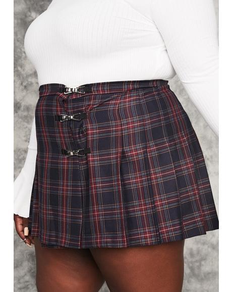 True Ties That Bind Wrap Skirt