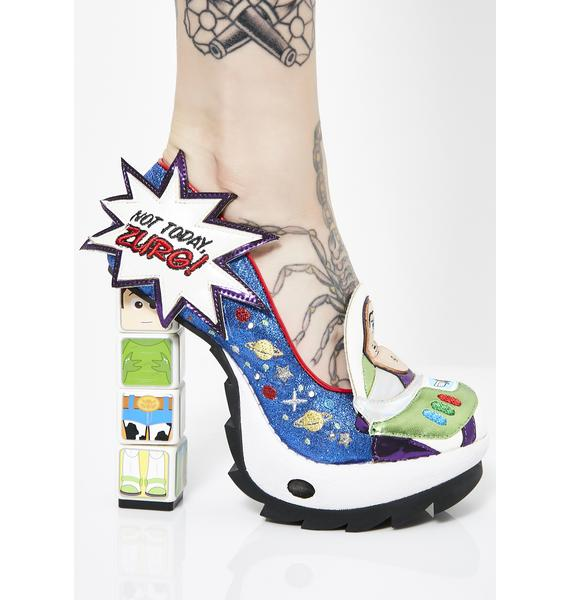 Irregular Choice x Toy Story Arch Enemies