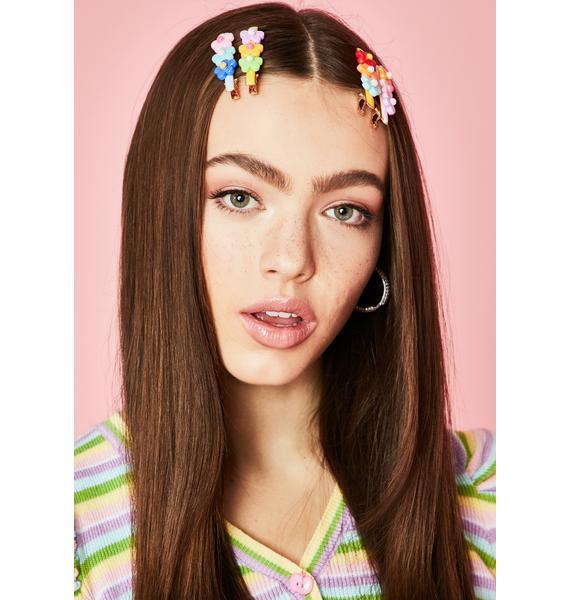 You Grow Girl Hair Clip Set