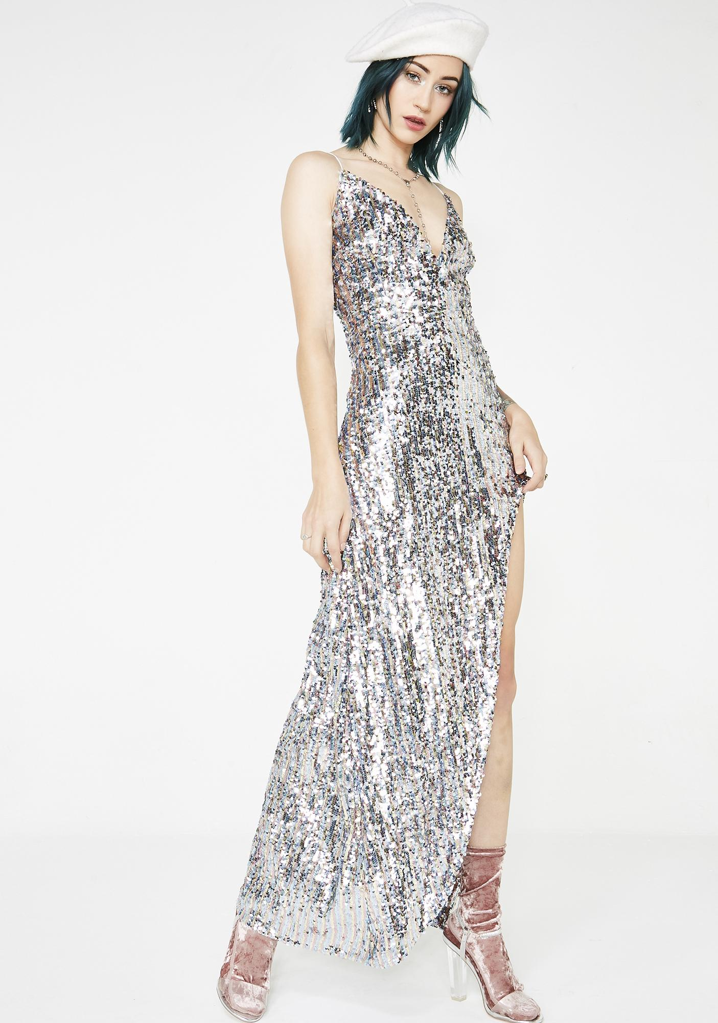 4296582cf0 For Love & Lemons Showtime Maxi Dress | Dolls Kill