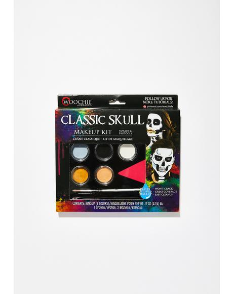 Crazy Bones Makeup Kit