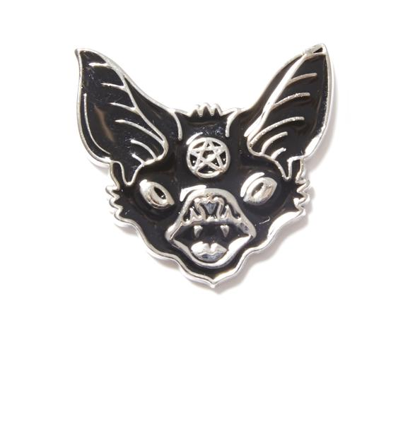 Killstar Night Creature Emamel Pin