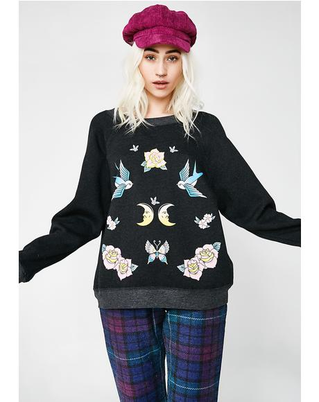 Flash Sommers Sweater