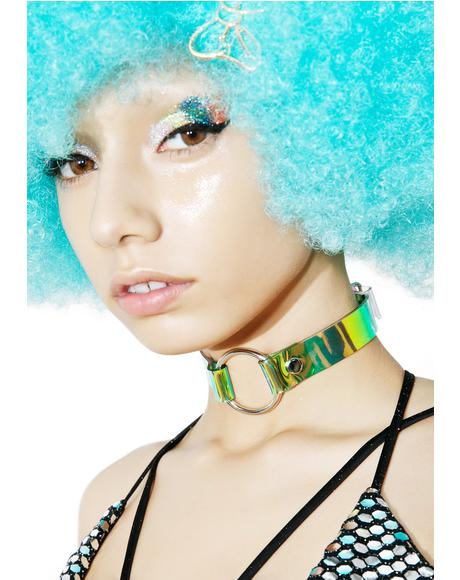 Oh My Holographic Choker