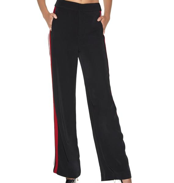 Walk The Line Wide Leg Pants