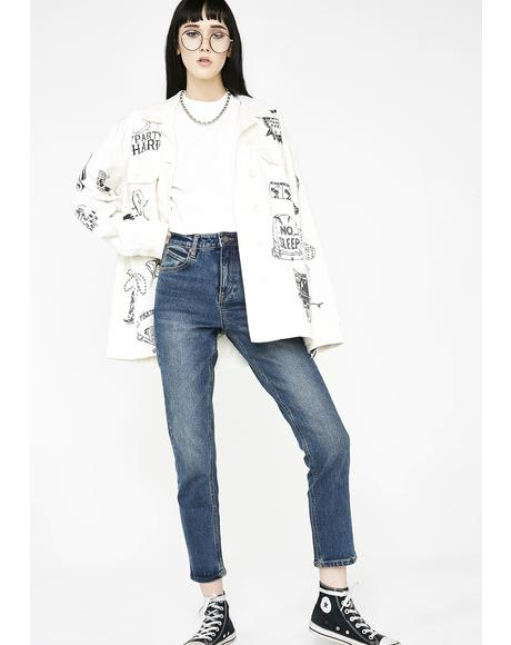 Vol Stone Jeans