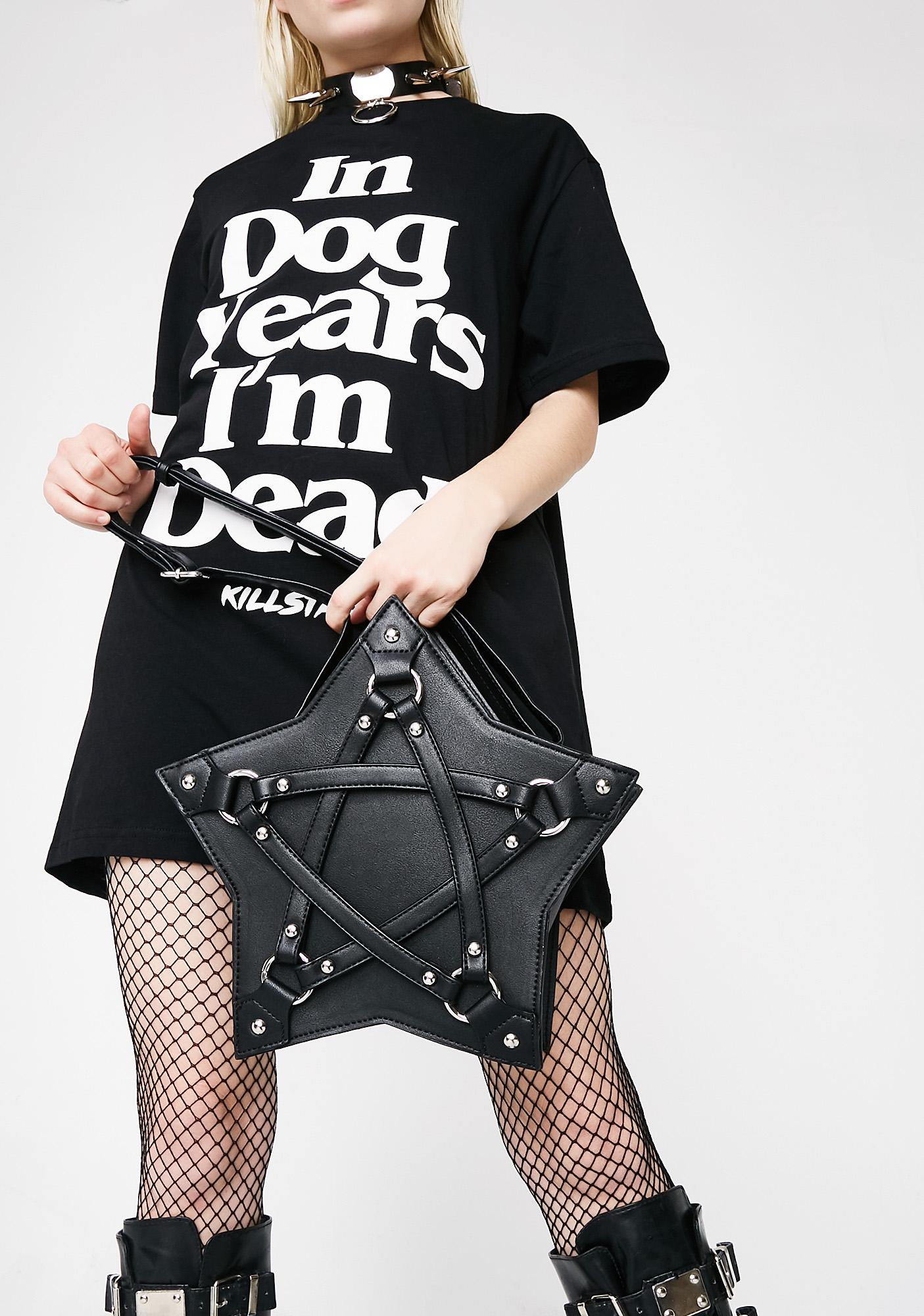 Killstar Varga Handbag