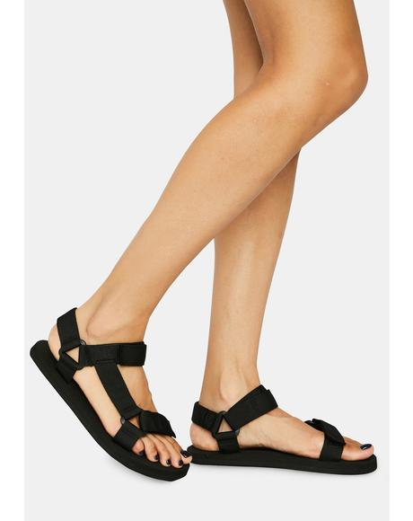 You Come Too Strappy Sandals