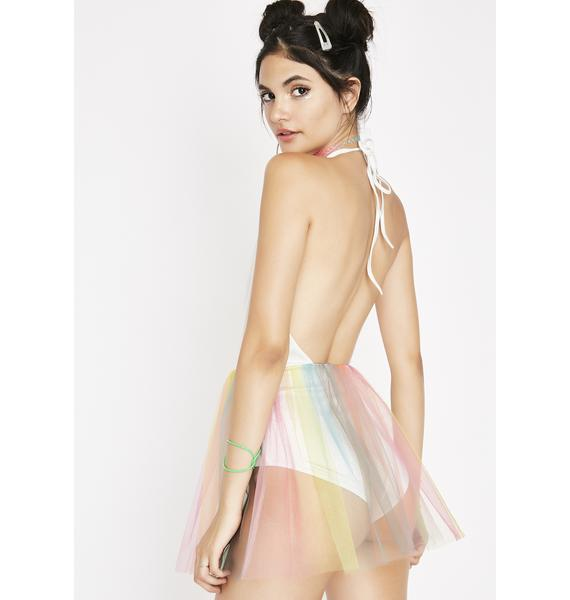 In My Dreams Bodysuit Tutu
