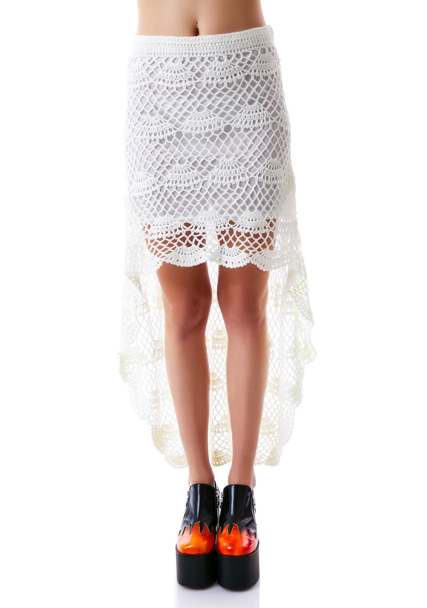 Knit Wit Maxi Skirt