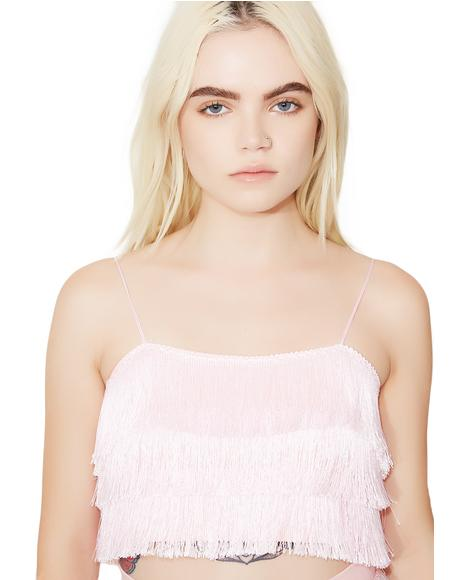 Barbie Fringe Top