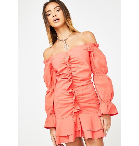 ZEMETA Coral Way Dress