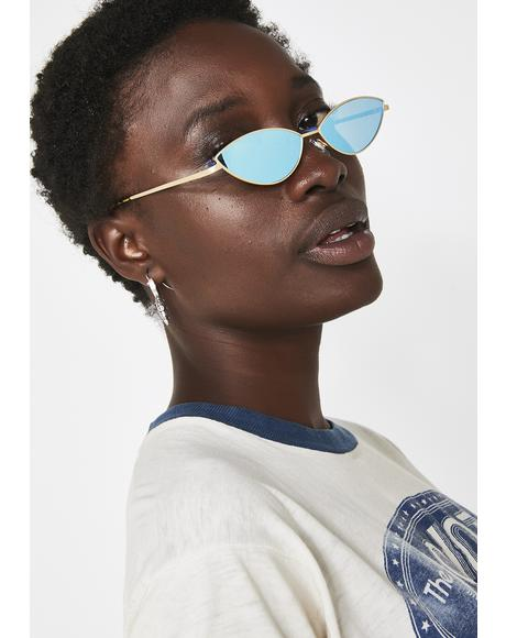 Flawless Mirrored Sunglasses