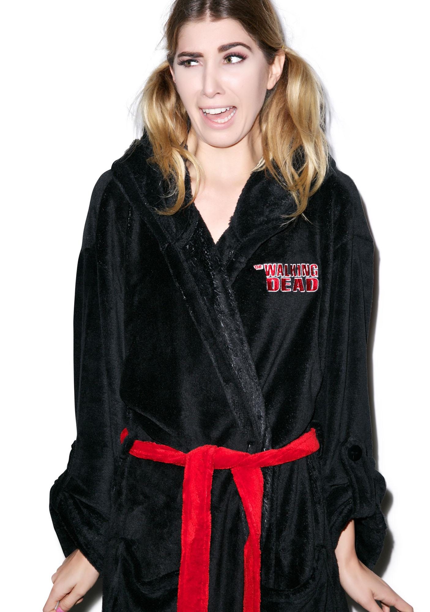 Undergirl The Walking Dead Robe