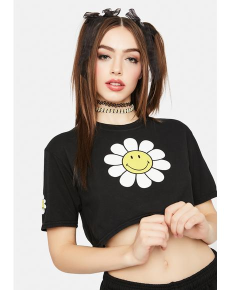 Chill Baby Crop Tee
