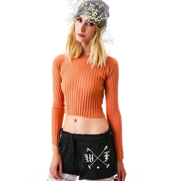 Wildfox Couture Polo Club Ecentricity Lounge Shorts