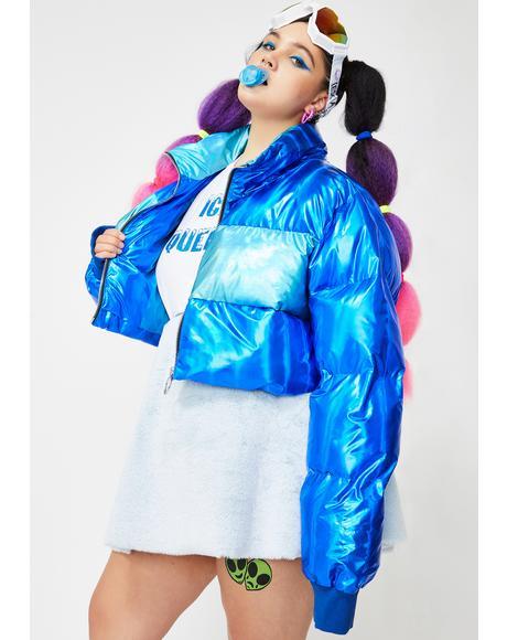 True Climate Cutie Puffer Jacket