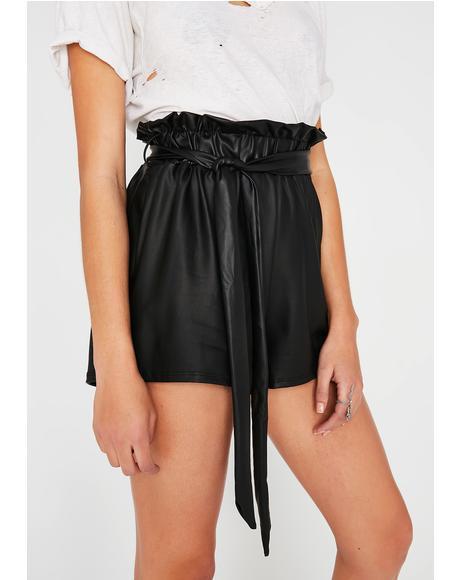 Harley Belted Shorts