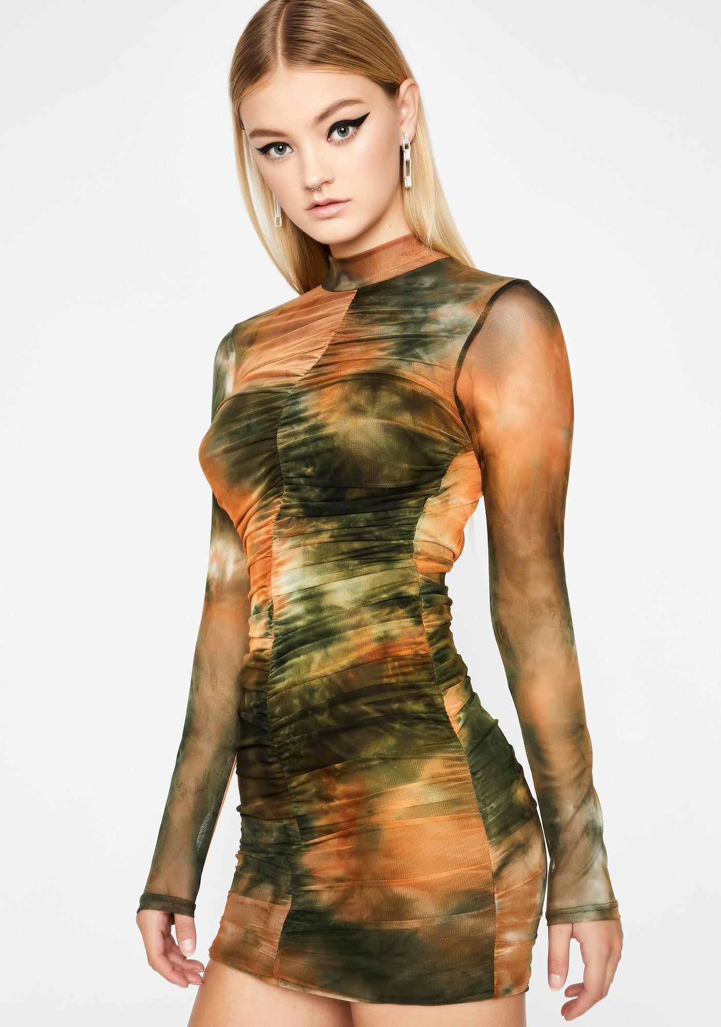Ivy Life's A Game Mini Dress