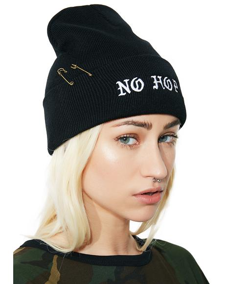 No Hope Beanie