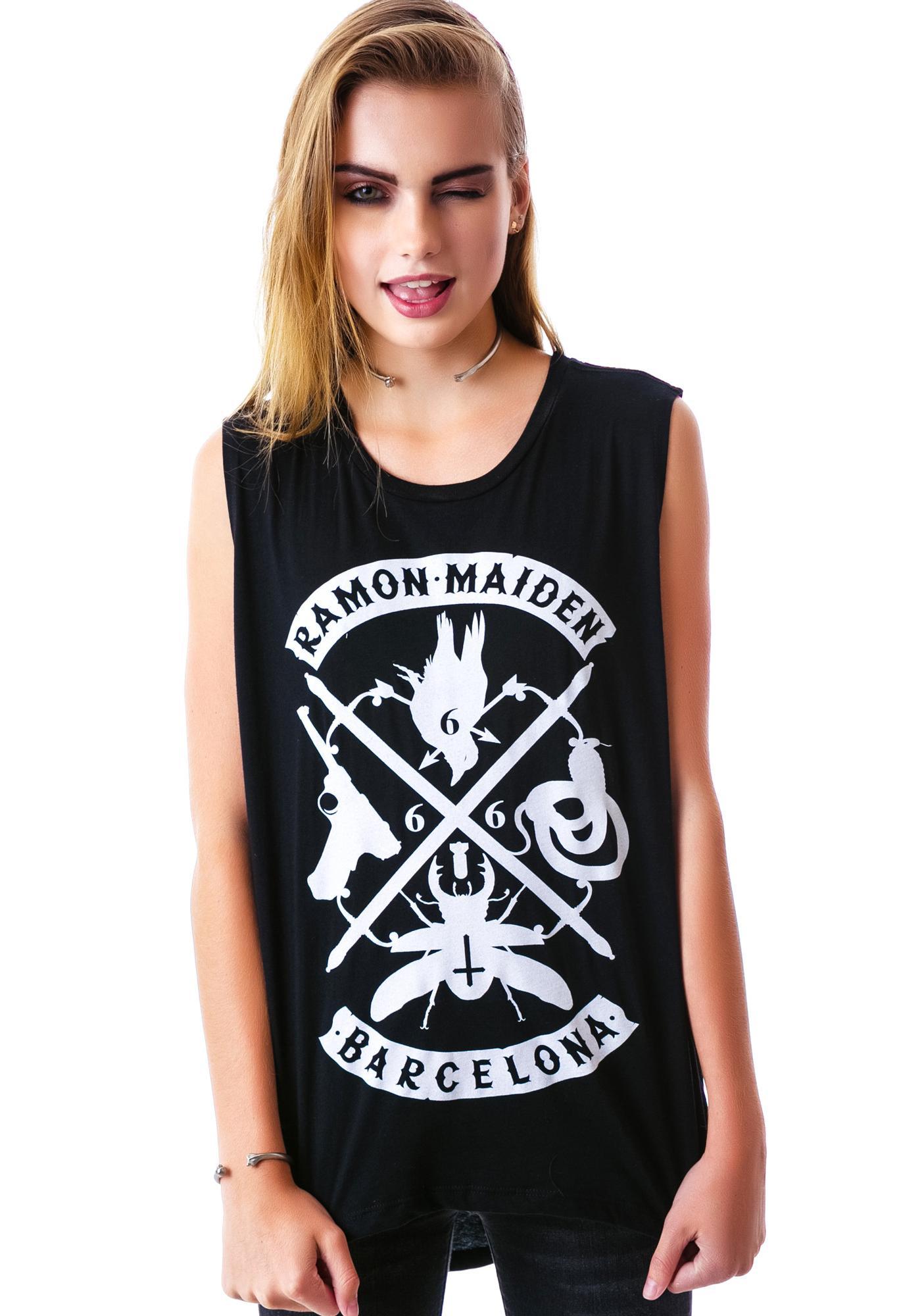 Maiden 666 Tank Top