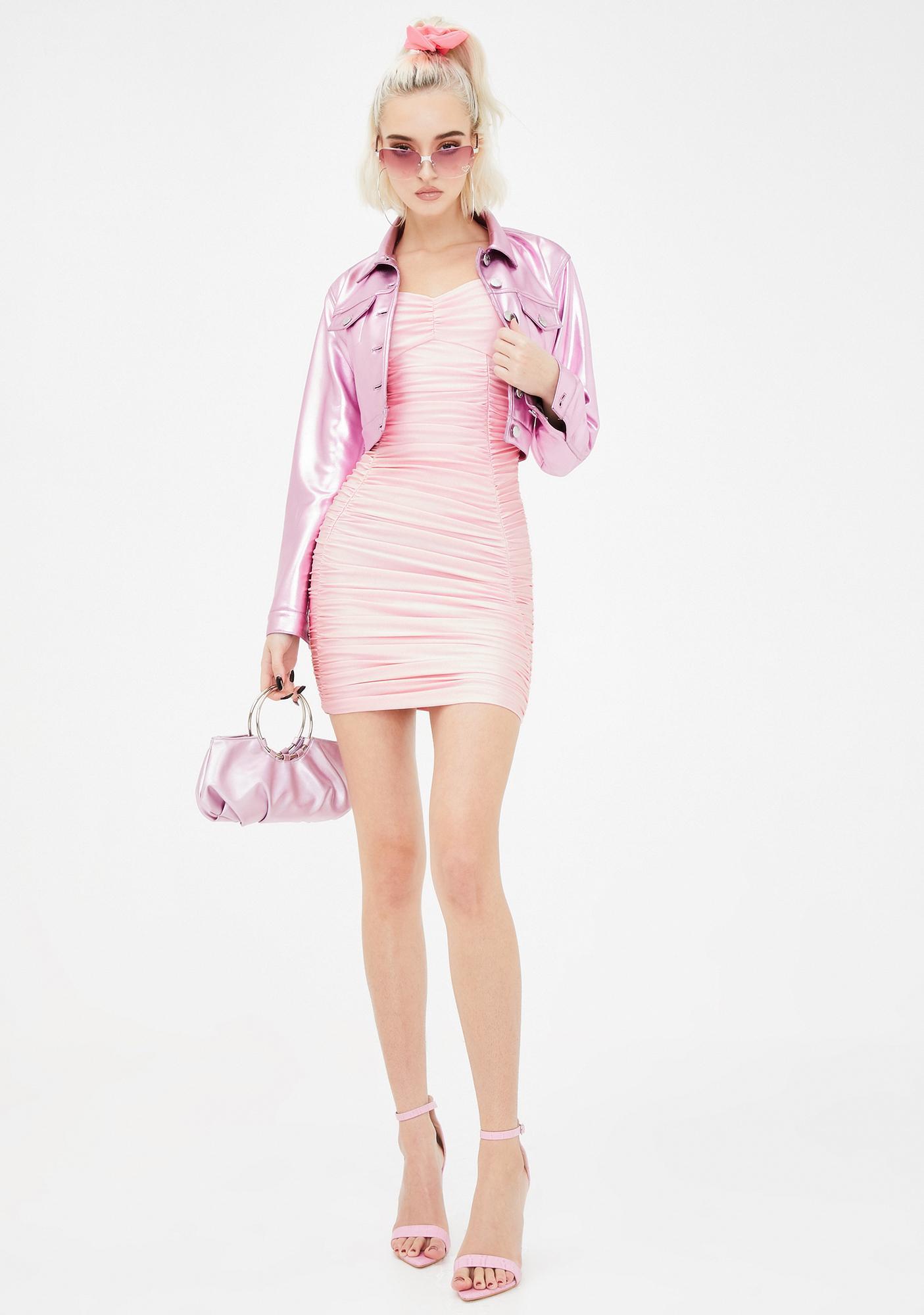 Tiger Mist Ariella Mini Dress