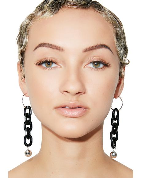 All Linked Up Earrings