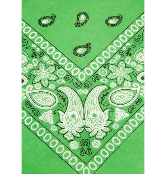 Shamrock The Heights Bandana