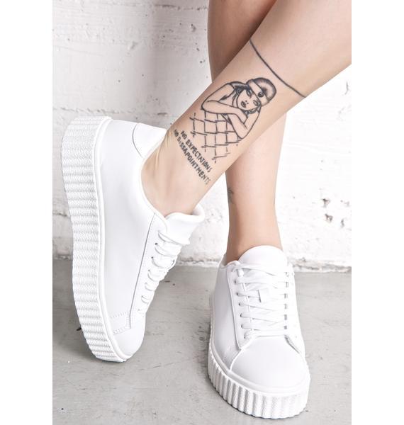 Anti Creeper Sneaker