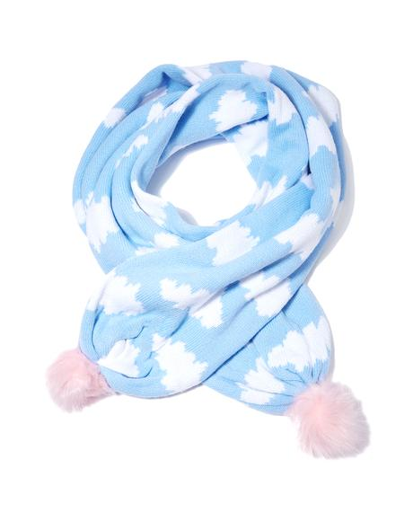 Cloud Scarf