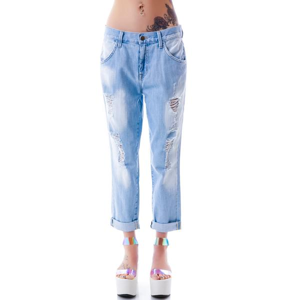 Wildfox Couture Glory Marissa Denim Jeans