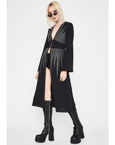 Madame Mayhem Studded Jacket