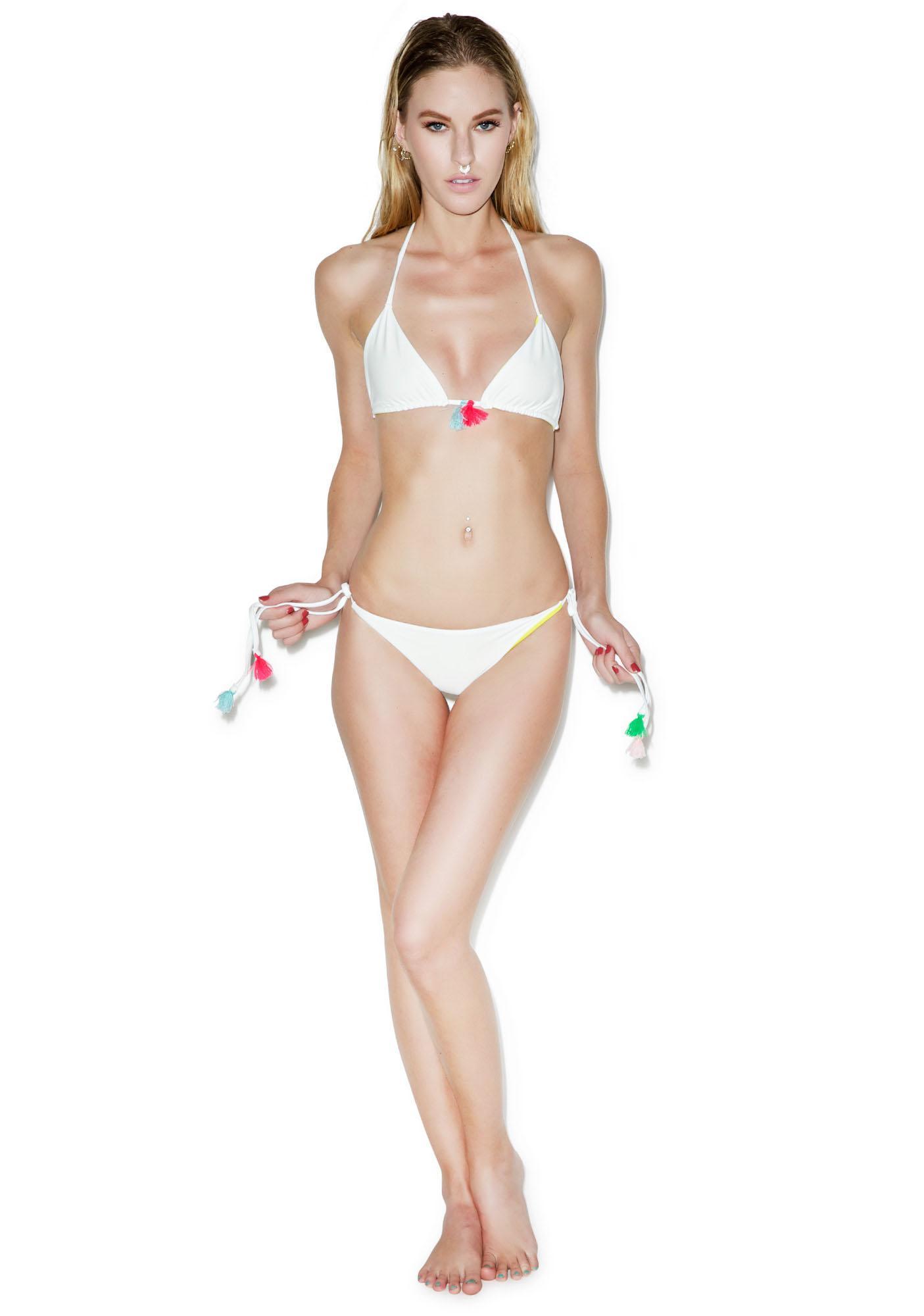 Lolli Swim Mojito Bikini Top