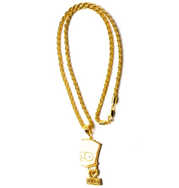 Joyrich Bart Face Necklace
