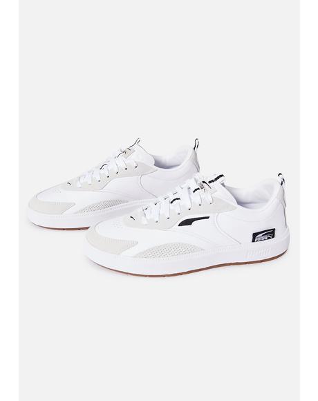 White Oslo City OG Sneakers