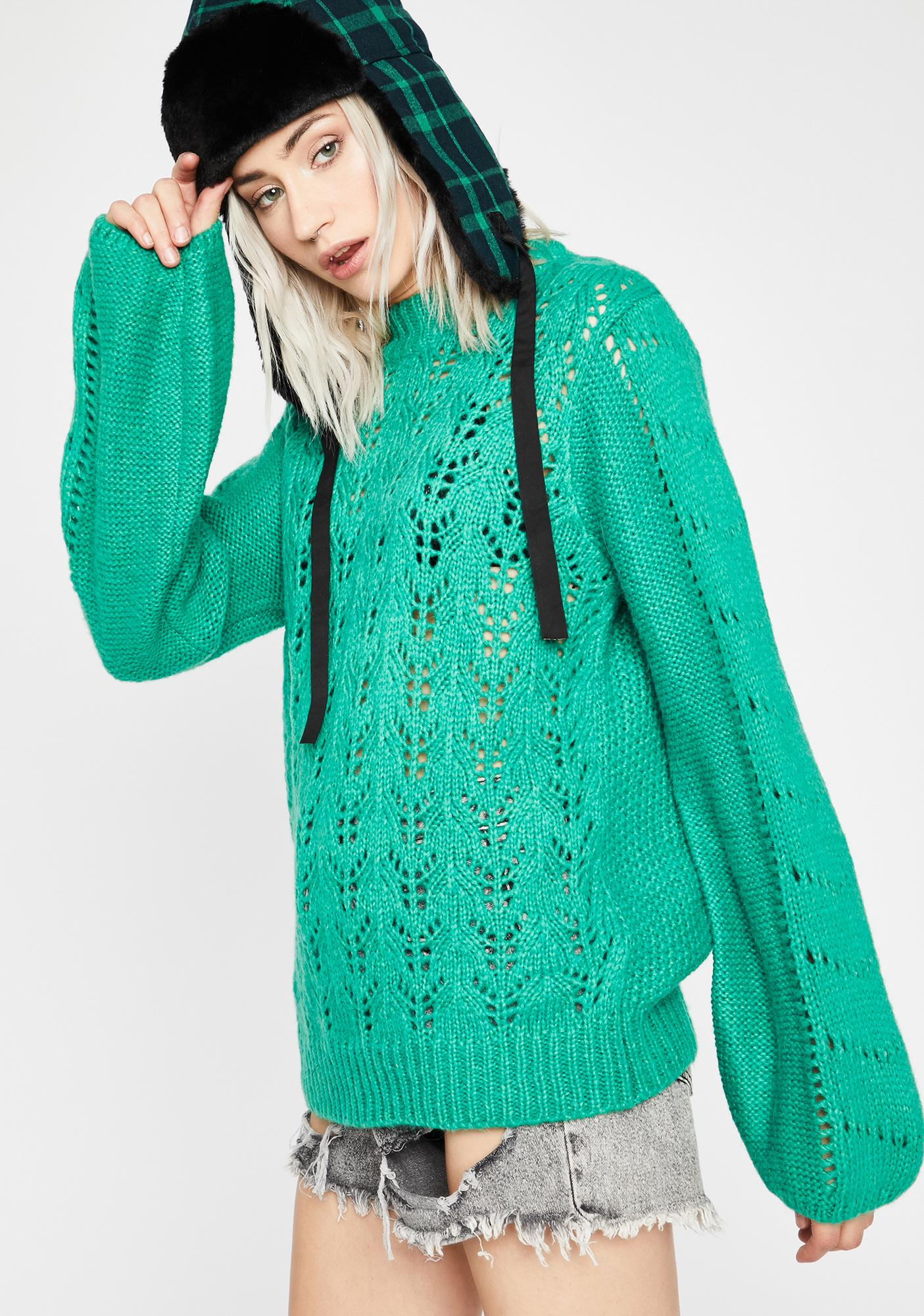 BURRR Knit Sweater