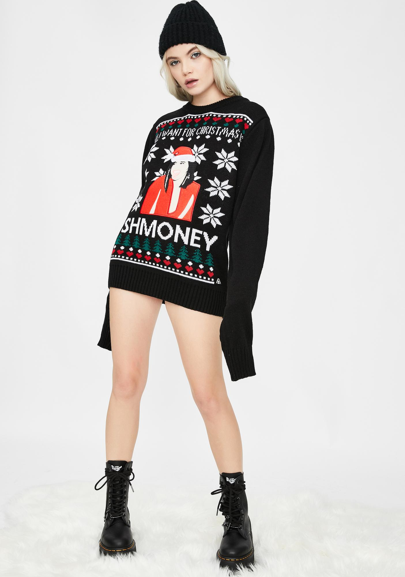 American Stitch Shmoney Sweater