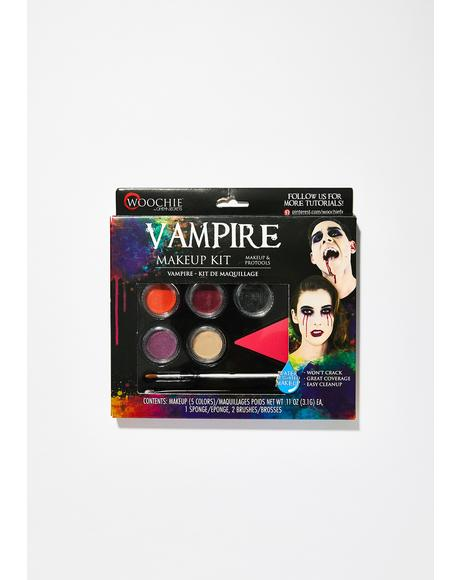 Blood Thirsty Babe Makeup Kit