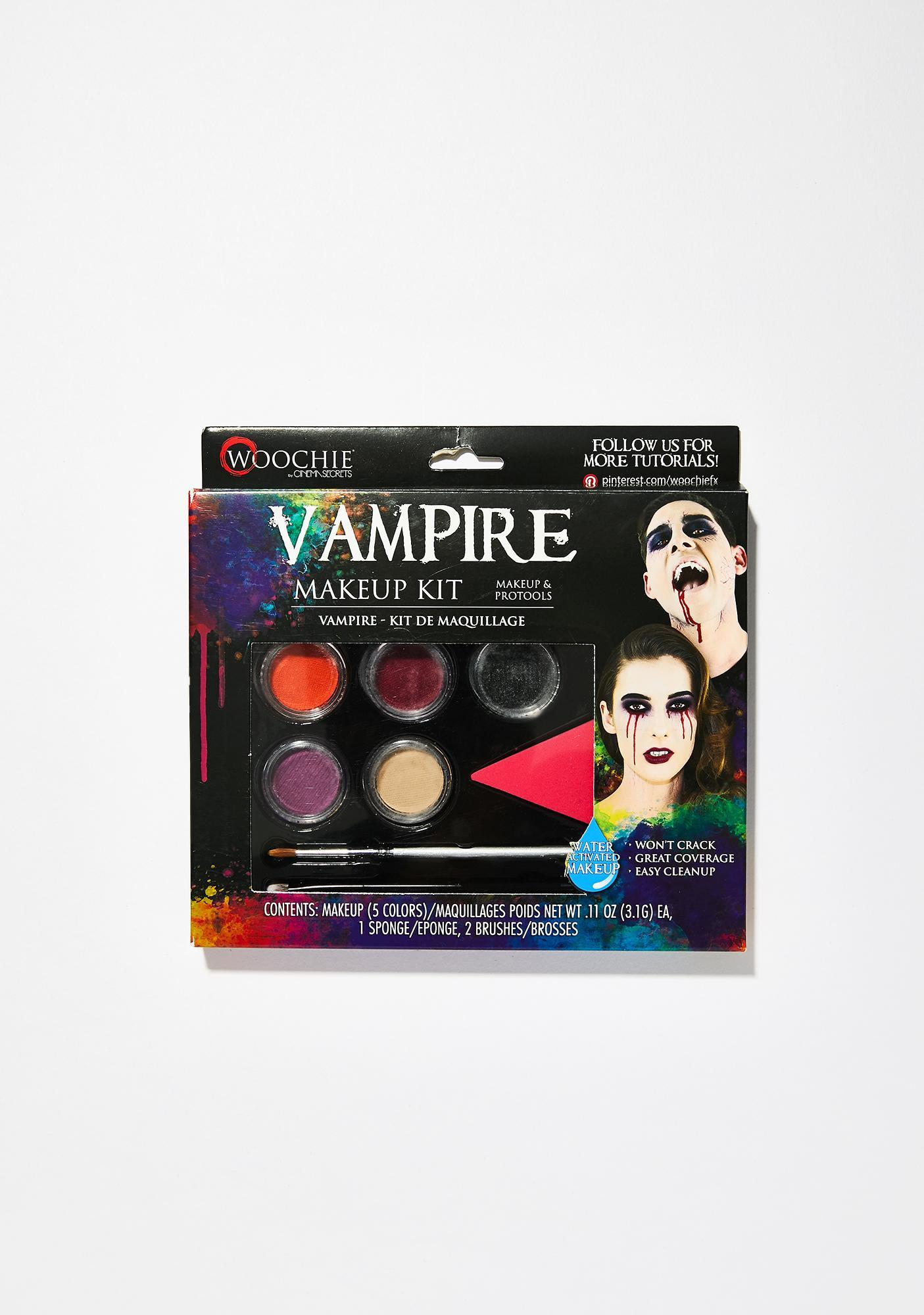 Blood Thirsty Babe Makeup Kit
