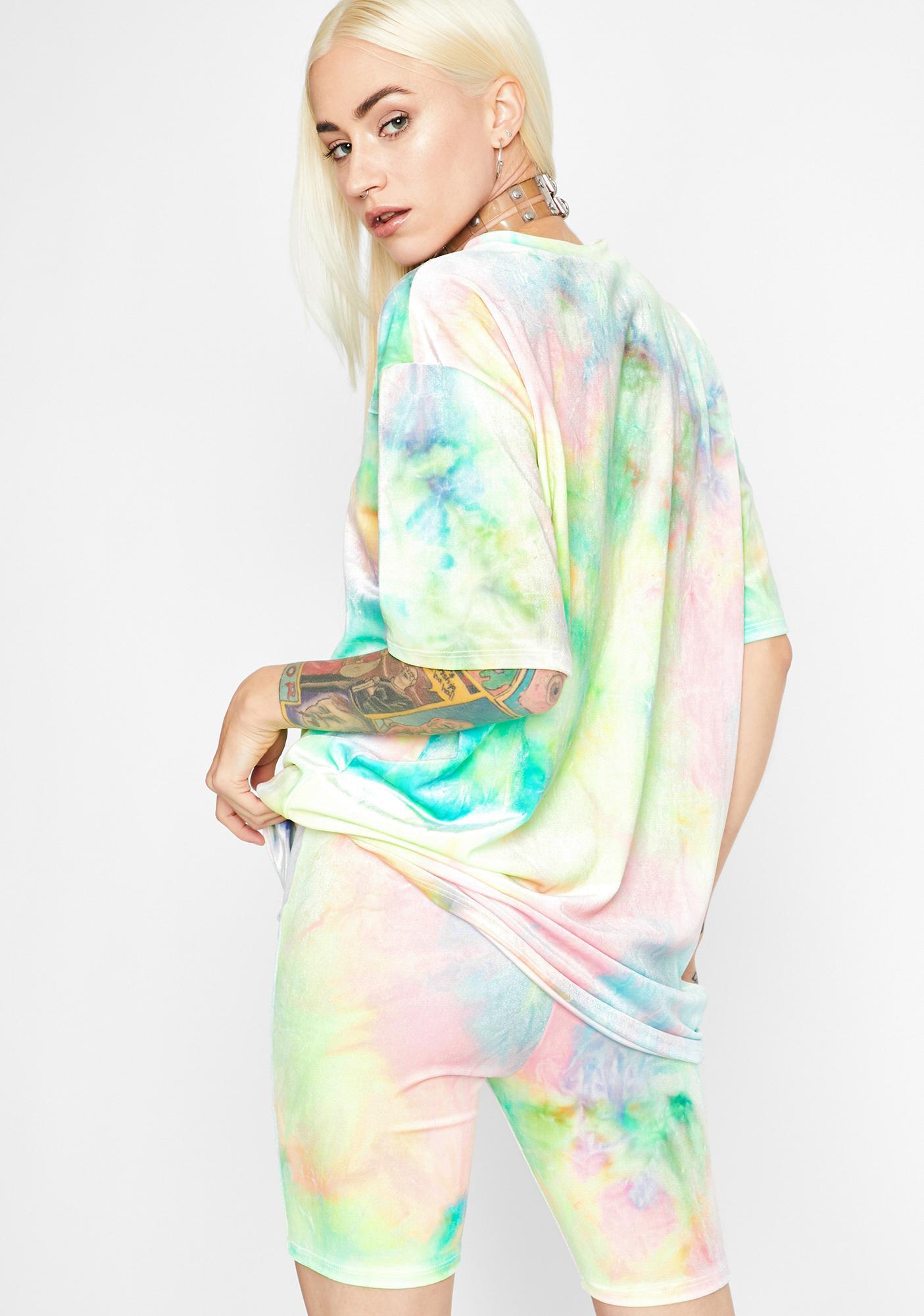 Galactic Glow Tie Dye Set