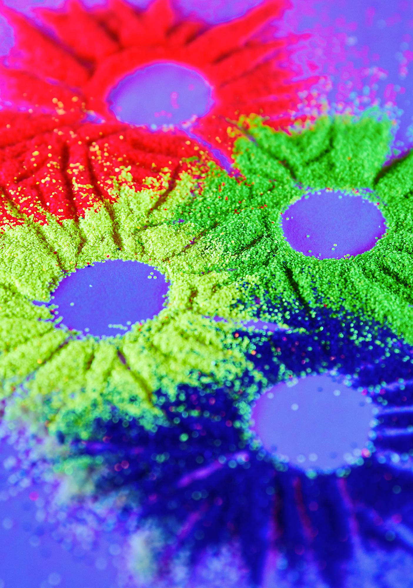 Manic Panic Electric Fuschia Shock UV Glow Glitter