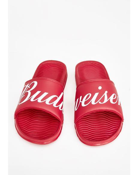 x Budweiser Slides