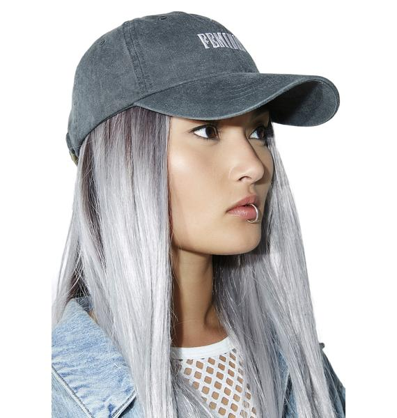 Petals and Peacocks Feminist Dad Hat
