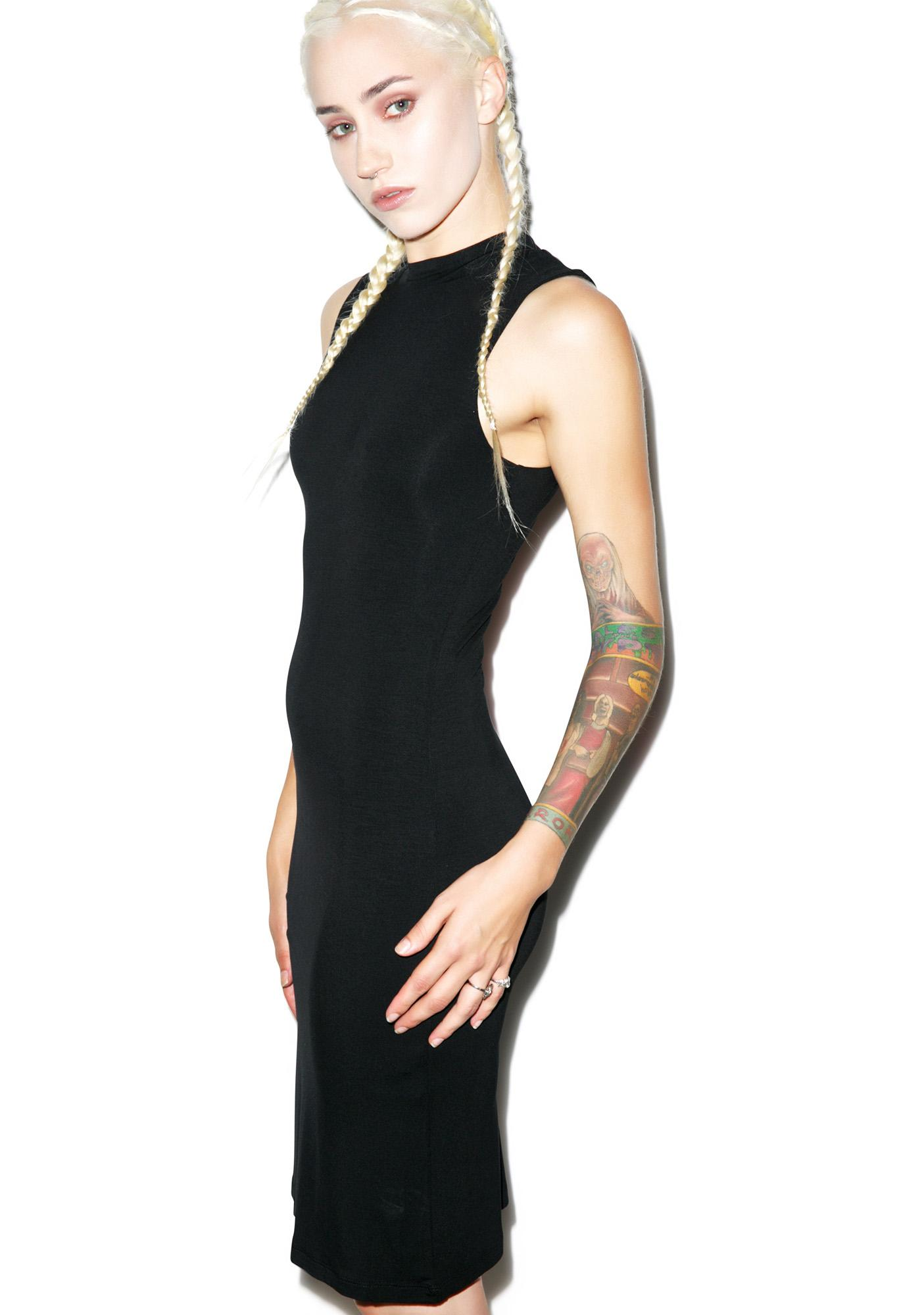 BLQ BASIQ Chosen One Bodycon Dress