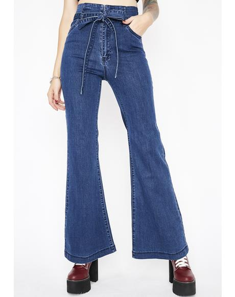Boogie Nites High Waist Jeans