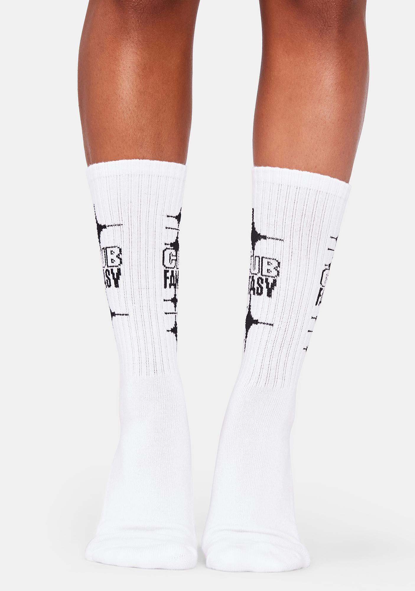 Club Fantasy Stars Crew Socks