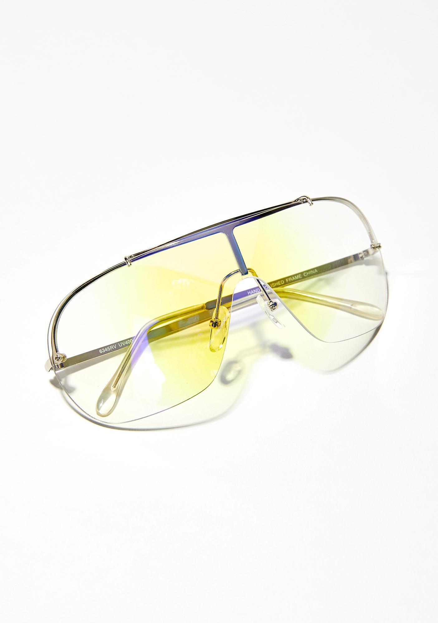 80576c6e4 ... Replay Vintage Sunglasses Bee Prismatic Ecstasy Iridescent Glasses ...