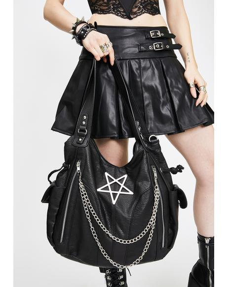 Vexation Pentagram Handbag