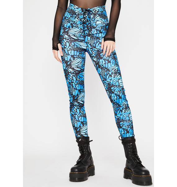Mystic Magic Lace-Up Pants